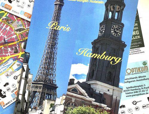 @LostPostings Paris Hamburg – jetzt zu bestellen