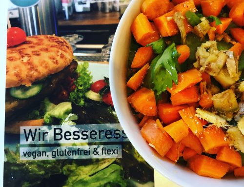 Bio, vegan, vegetarisch oder doch flexi – sich vorstellen können, was Kunden wollen